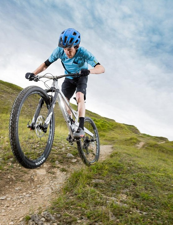 The Segment encourages lairy riding behaviour when the trail turns steep and technical
