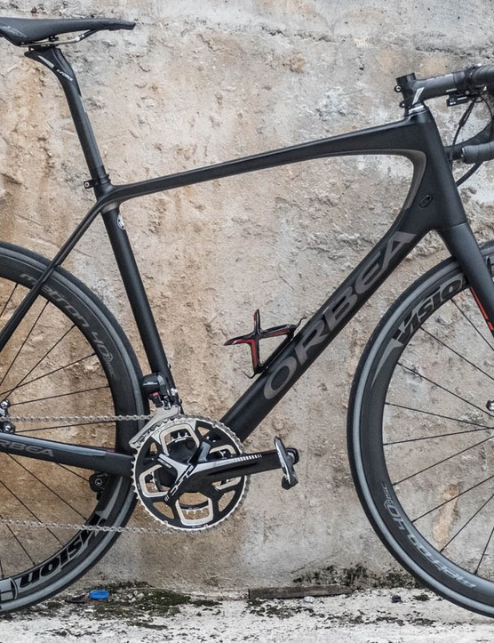The updated Orbea Avant sees lots of changes for 2017