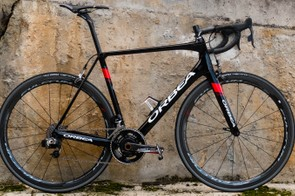 The updated Orbea Orca is a lean racing machine