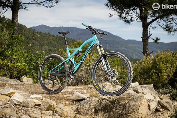 Orbea's Rallon X-Team is decked out in some mouthwatering kit