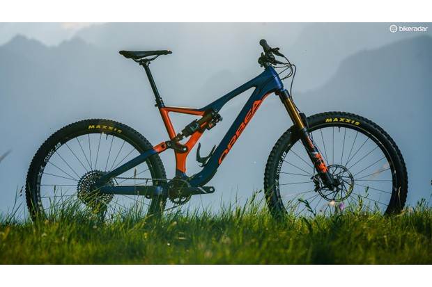 Enduro bikes will offer significant amounts of travel to get you through any terrain