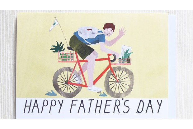 Father's Day card image
