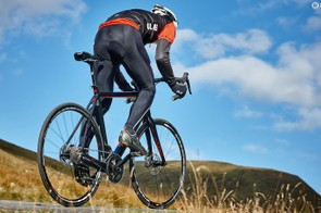 The Pyro keeps up Orro's reputation for producing great value road bikes