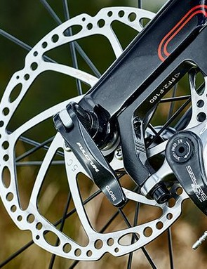 TRP's Spyre brakes are about as good as mechanical disc brakes get