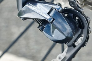 We couldn't find any faults with the new mechanical Ultegra R8000 groupset