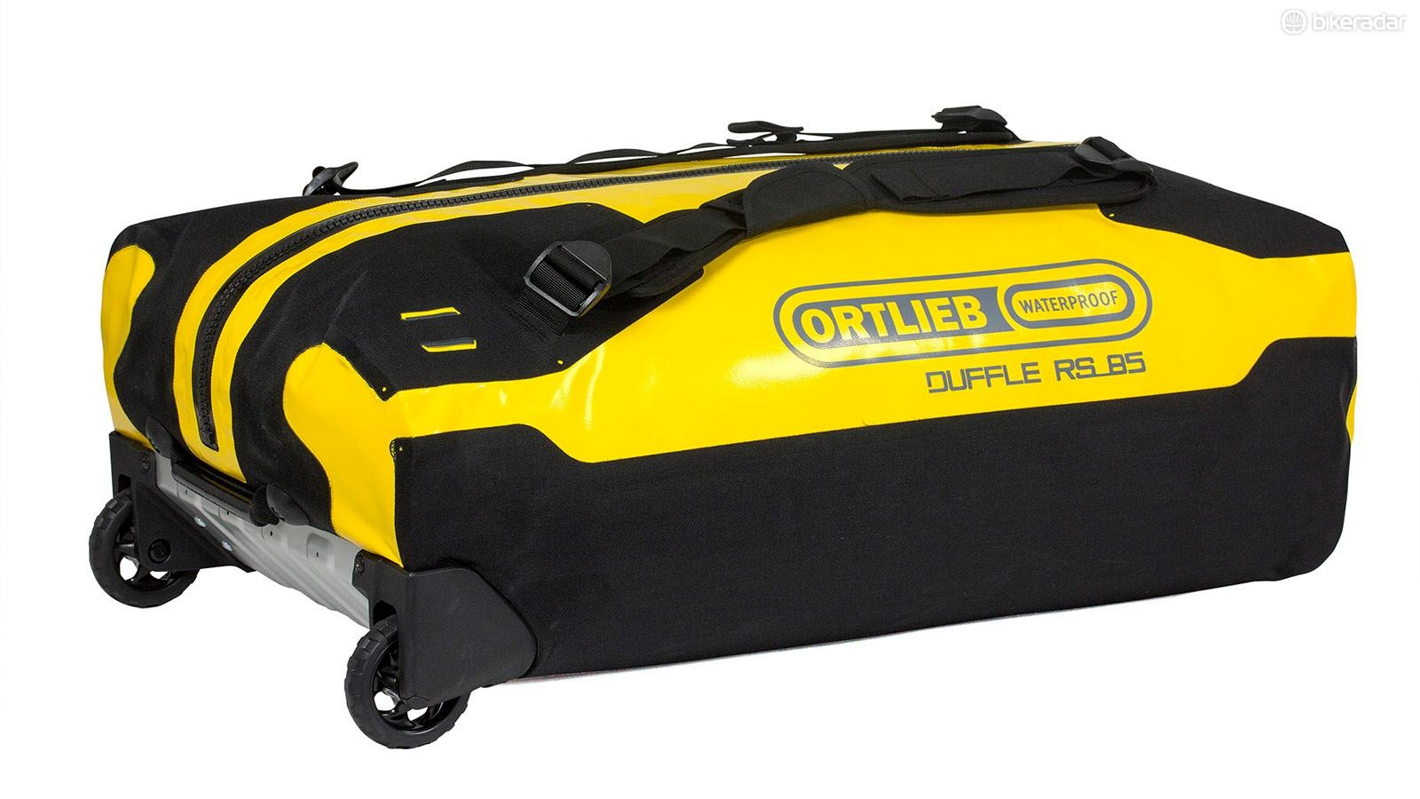 Ortlieb's Duffle RS 85 is solid and made to withstand the elements