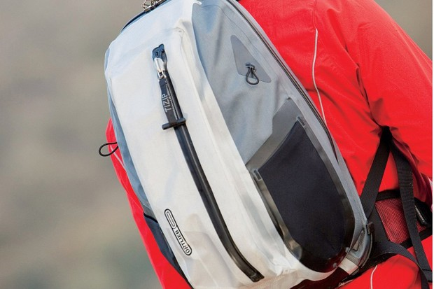 The Ortlieb Flight Waterproof Pack is available in 22 and 27-litre sizes.