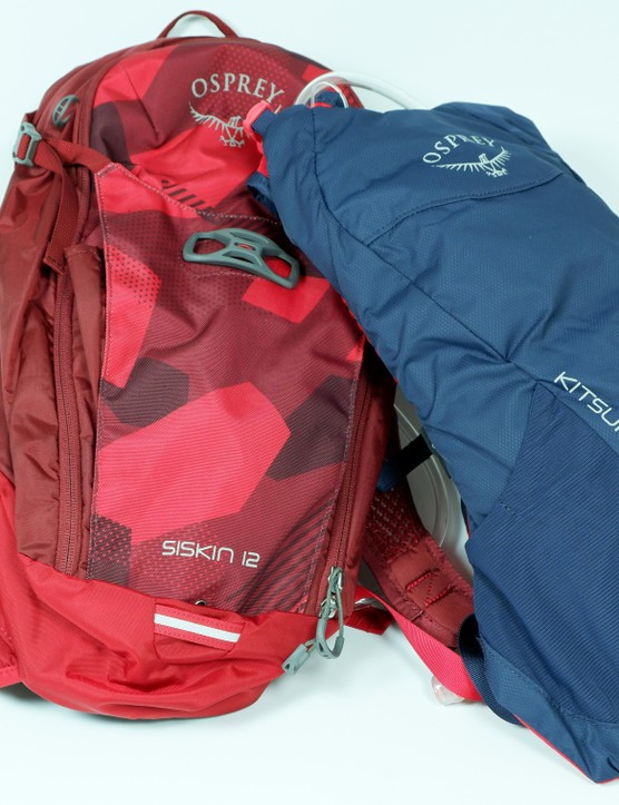 Introducing the Siskin and Kitsuma bags from Osprey, two of a number of new additions to the range