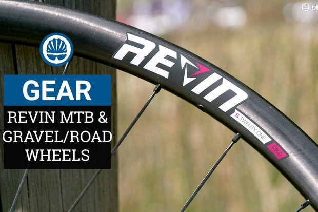 Revin Cycling now offers carbon wheels for road, gravel and MTB