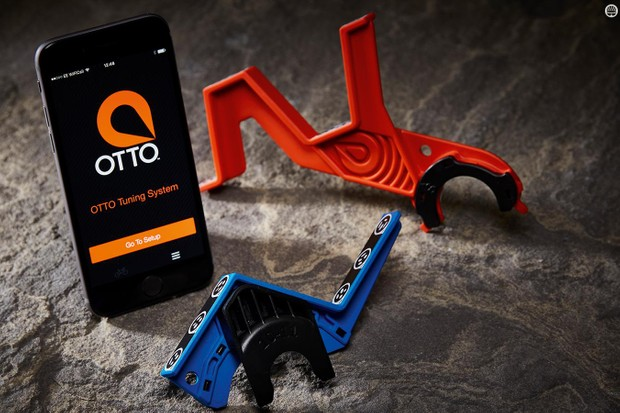 OTTO's app is very user-friendly with clear, repeatable verbal and visual instructions that are easy to follow