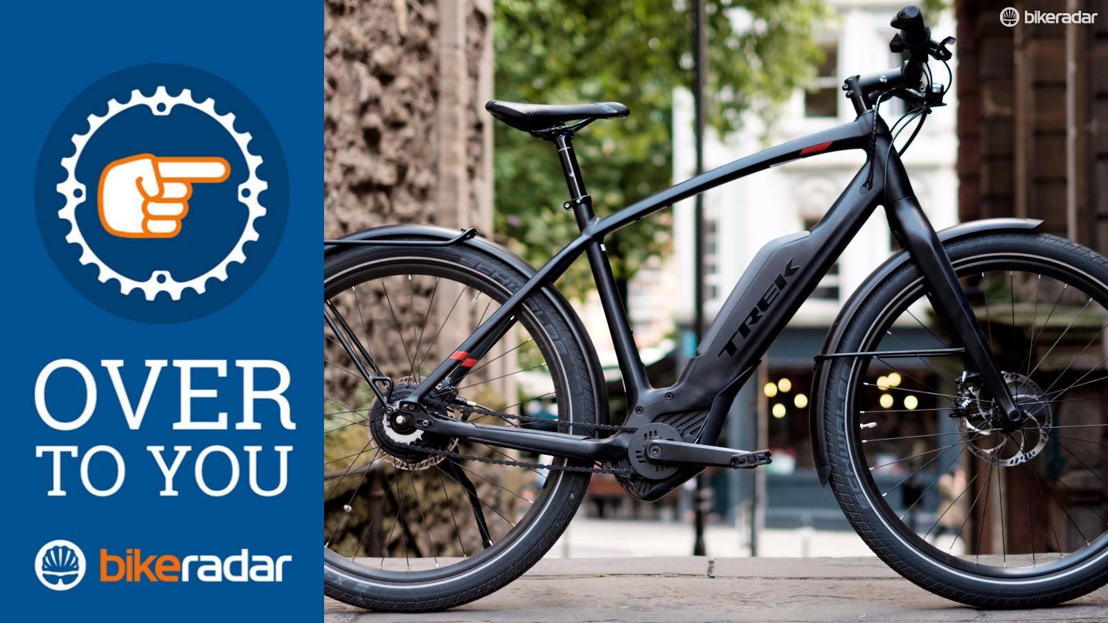 Do you care about e-bikes?