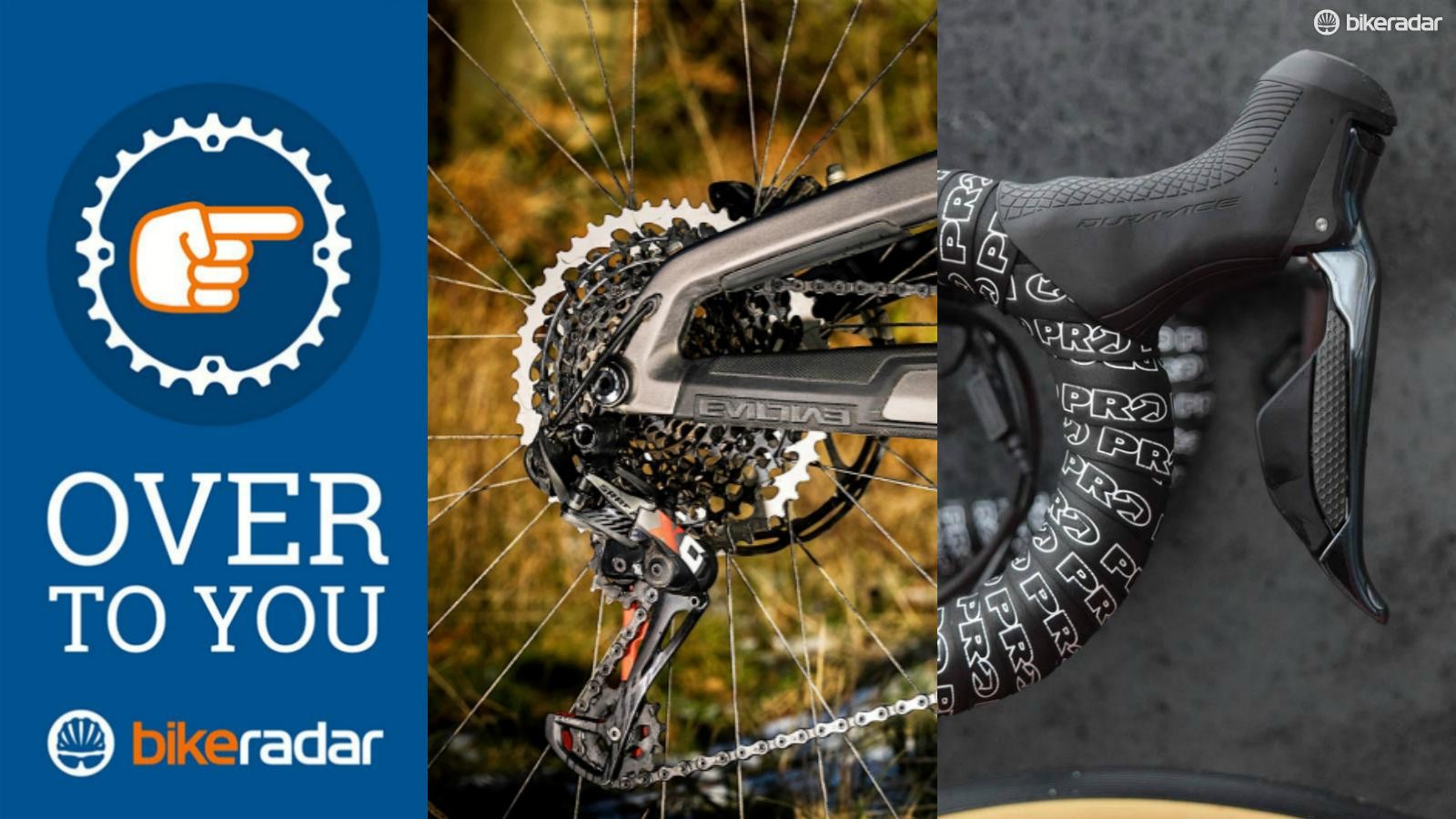 Are you bored of new bike tech?