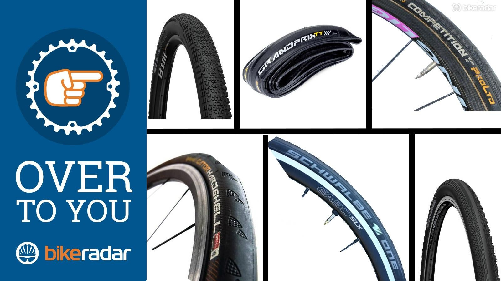 How much road bike tire width is a good thing?