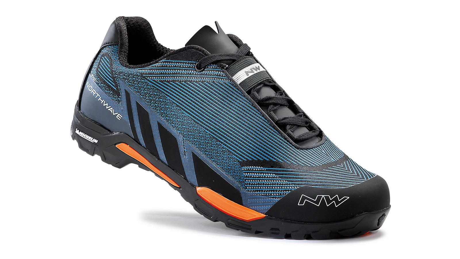 The Outcross Knit is claimed to be the first knitted shoe in the cycling industry