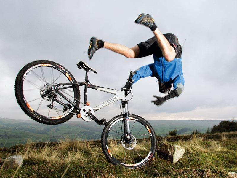 Injury and being off your bike can be hard to get over