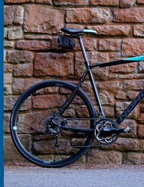 Oli Woodman's long-term test bike, the Norco Search AL
