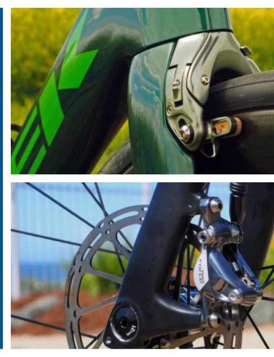 Discs or rim brakes — which side are you on?