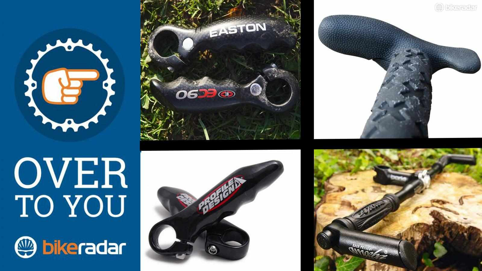 Bar ends — a help on the climbs or silly technology of the past?