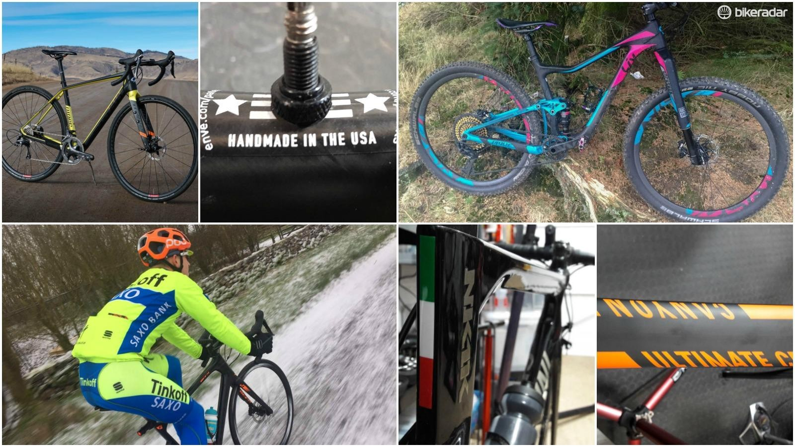 Here's the gear we've loved riding this past week
