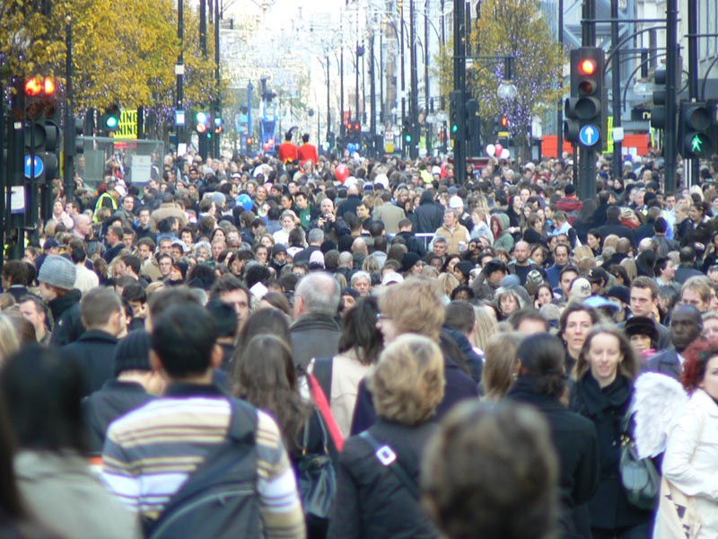 Bikes to be banned from London's Oxford Street?