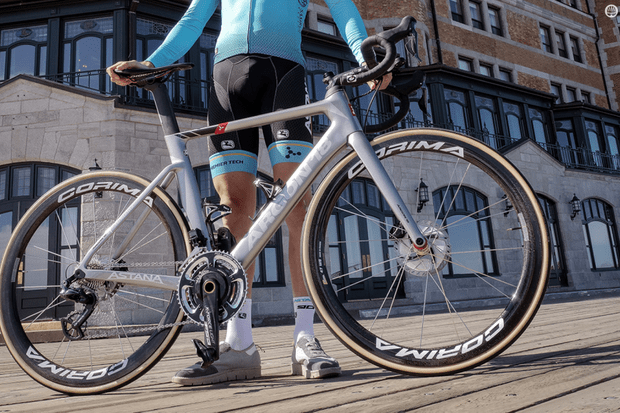 Argon 18 has unveiled its new Nitrogen Disc frameset