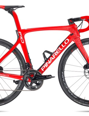 The new bike is available in a wide gamut of colour schemes