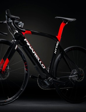 Pinarello's Nytro e-bike uses the Fazua Evation motor system as used in Focus' Project Y