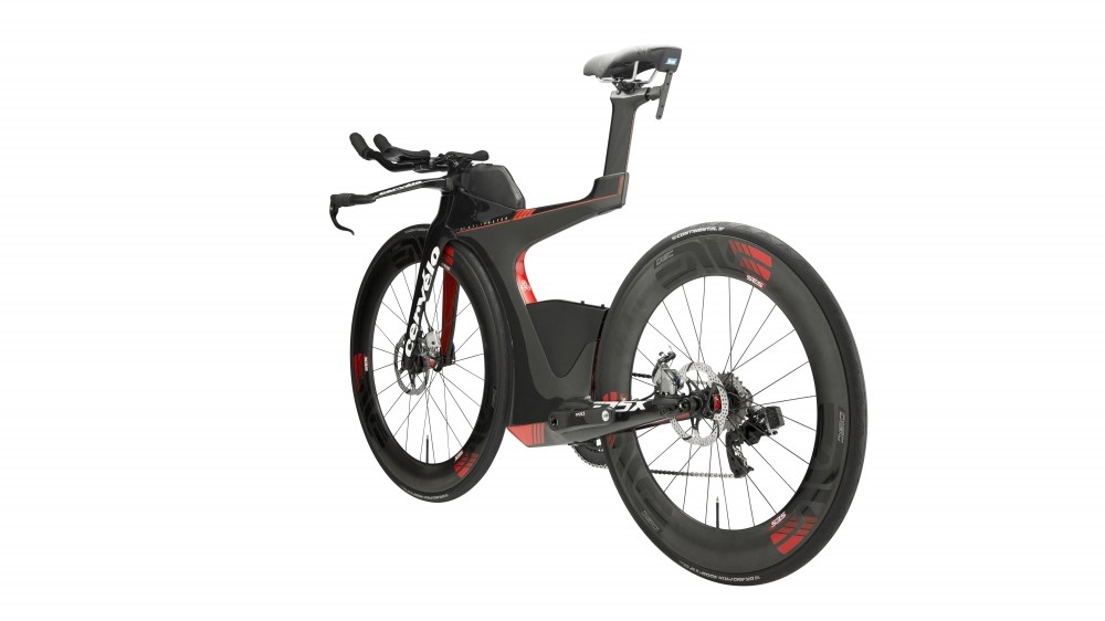 It appears that disc brakes are set to become a more frequent sight in the world of triathlon