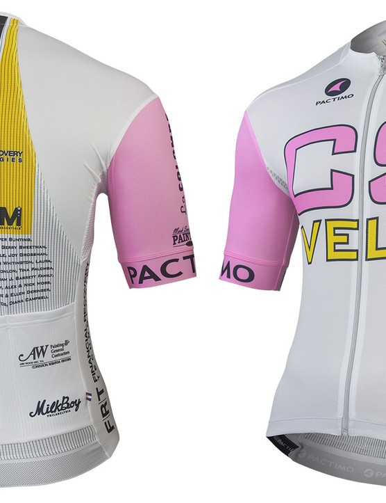 Pactimo can help create a unique design for your squad