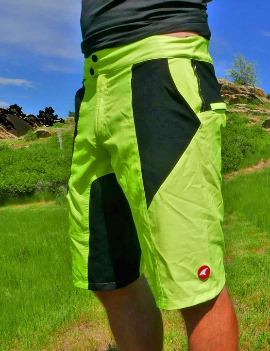 Pactimo's Apex shorts are stretchy, light and trim, a winning combination