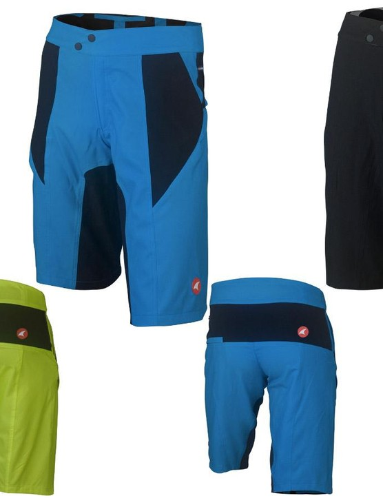 Three colors are available, from high-viz to subtle black