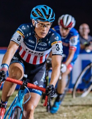 Panache is making custom clothes for US 'cross champion Katie Compton, among others
