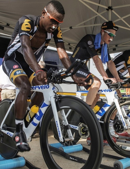 How riders perceive effort and fatigue has a great effect on their performance