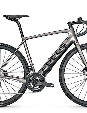 The Ultegra Di2 equipped 9.8 is the bike I got to ride