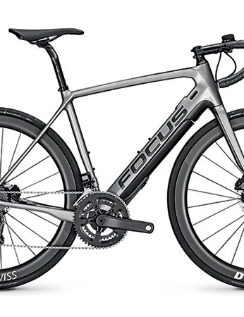 The range-topping Paralane2 9.9 comes with Dura-Ace Di2 and DT Swiss carbon wheels