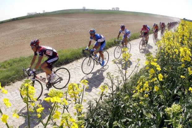 This year Astana will not be among teams tackling Paris - Roubaix