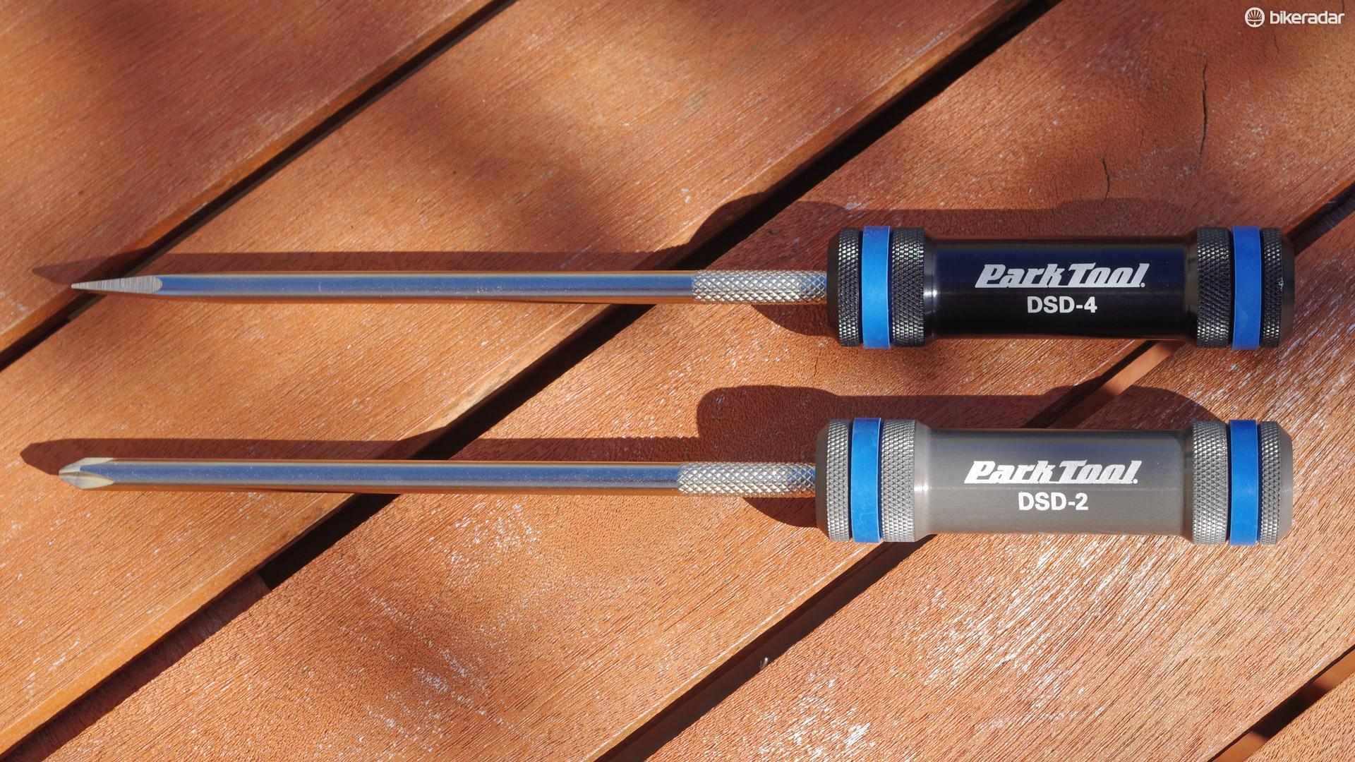 Park Tool's new screwdrivers will delight tool nerds