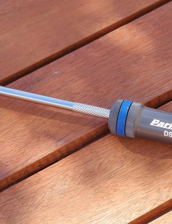 The DSD-2 is fearsomely expensive for a screwdriver, but it's very nicely put together