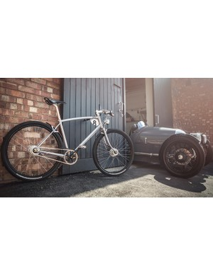 Bikes will be available through Morgan directly, Morgan dealers and selected Pashley shops