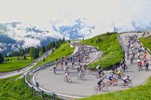 Maratona dles Dolomites is definitely a bucket-list sportive, held in the Italian Alps