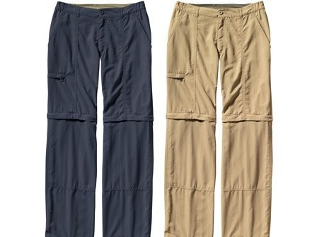 Patagonia Mens Borderless Zip Off Pants
