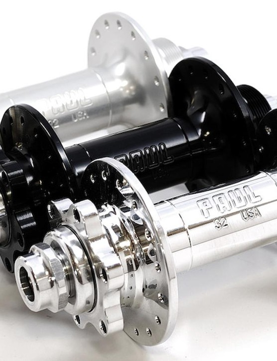 Paul has updated its WORD hubs for boost axle spacing