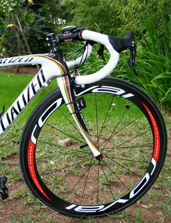 The Quick.Step team will use Specialized Roval wheels for 2008.