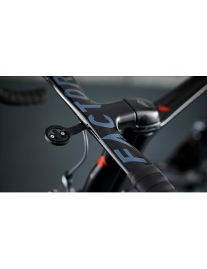 The Factor One cockpit includes an integrated Garmin mount