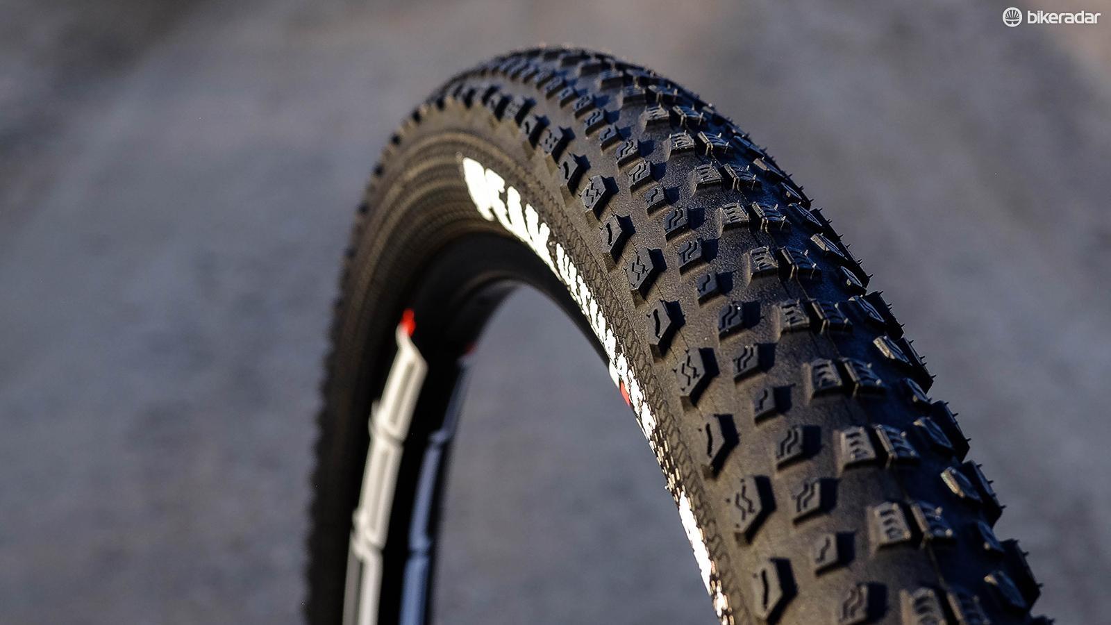 The Peak cross-country tire