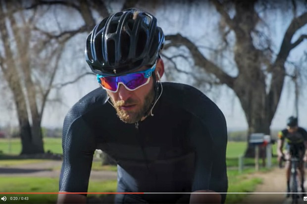 Pearl Izumi has released a video asking riders to ditch the earbuds when cycling
