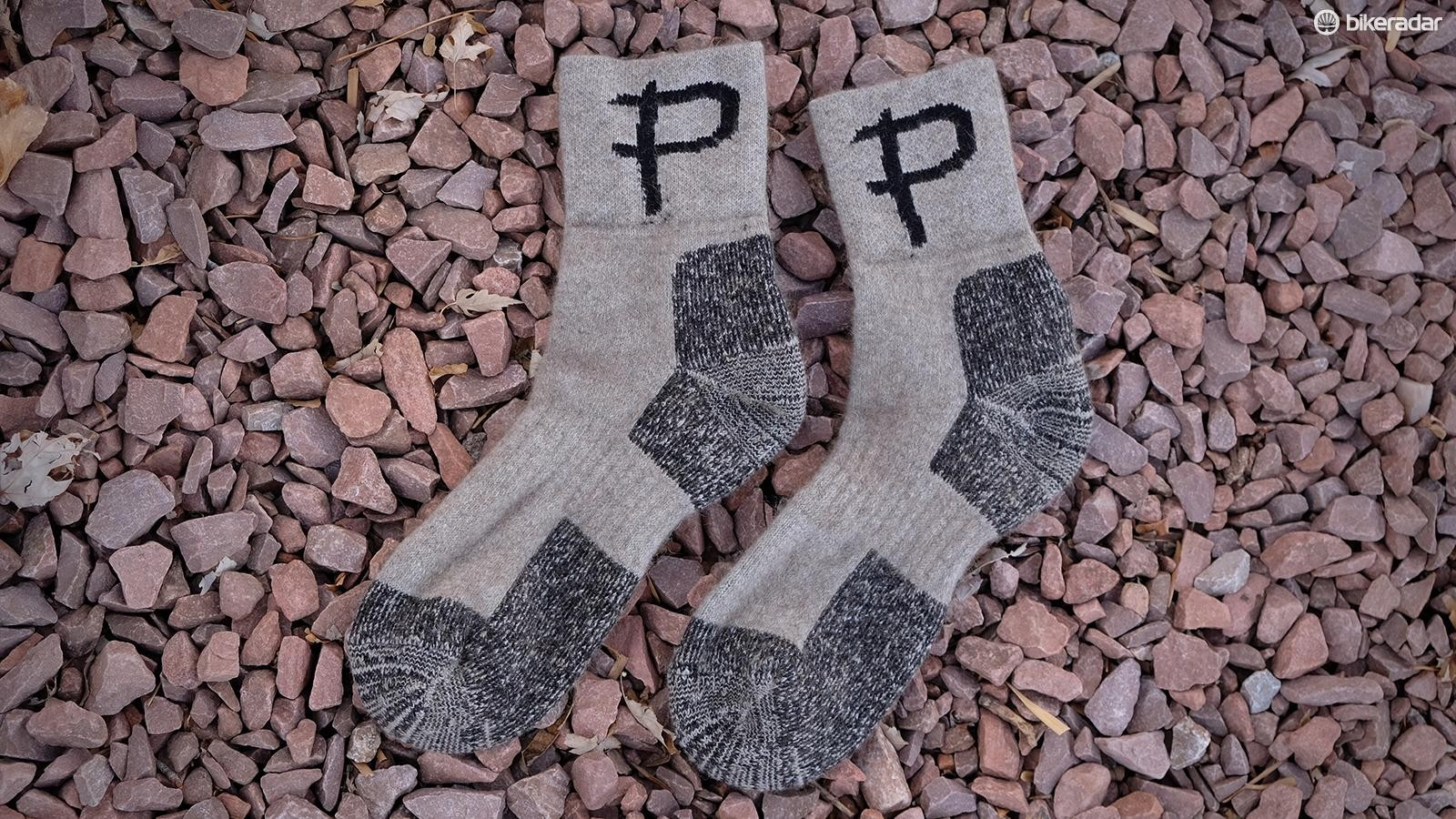 Merino wool plus possum equals the Pearly Possum Socks