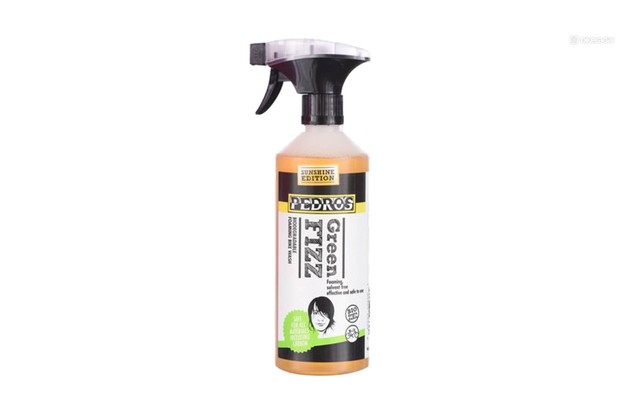 A powerful bike cleaner with eco-friendly credentials