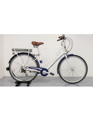 The Pendleton Somerby E is Halfords' cheapest non-folding e-bike