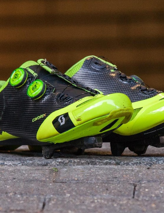 Performance doesn't come cheap with Scott's Road RC SL shoes